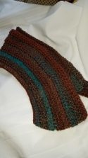 striped puzzle scarf
